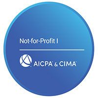 Aicpa Not for profit section